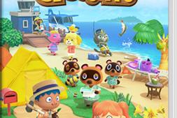 Switch游戏 Animal Crossing: New Horizons 集合啦!动物森友会