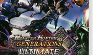 Switch游戏 Monster Hunter Generations Ultimate™ 怪物猎人世代终极版