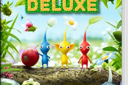 Switch游戏 Pikmin 3 Deluxe NSP 皮克敏 3 豪华版