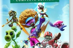 Switch游戏 Plants vs. Zombies Battle for Neighborville Complete Edition XCI 植物大战僵尸 和睦小镇保卫战 完整版