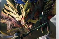 Switch游戏 MONSTER HUNTER RISE NSP 怪物猎人 崛起