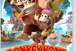 Switch游戏 Donkey Kong Country: Tropical Freeze XCI  大金刚王国:热带冻结