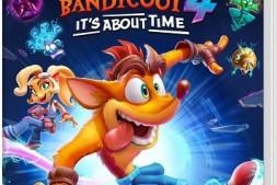 Switch游戏 Crash Bandicoot 4: It's About Time Switch XCI    古惑狼4:时机已到