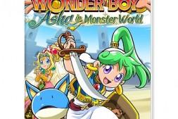 Switch游戏 Wonder Boy Asha in Monster World XCI  神奇小子:阿莎的怪物世界冒险