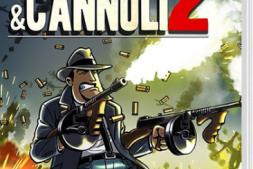 Switch游戏  Guns, Gore and Cannoli 2 XCI  枪,血,意大利黑手党2