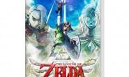 Switch游戏 The Legend of Zelda: Skyward Sword HD XCI 塞尔达传说:天空之剑
