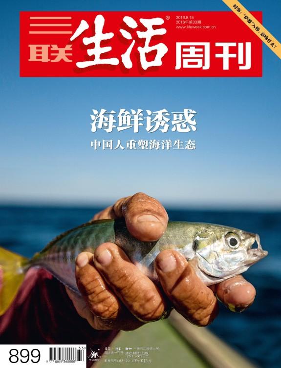 三联生活周刊 2016年第33期(海鲜诱惑) PDF