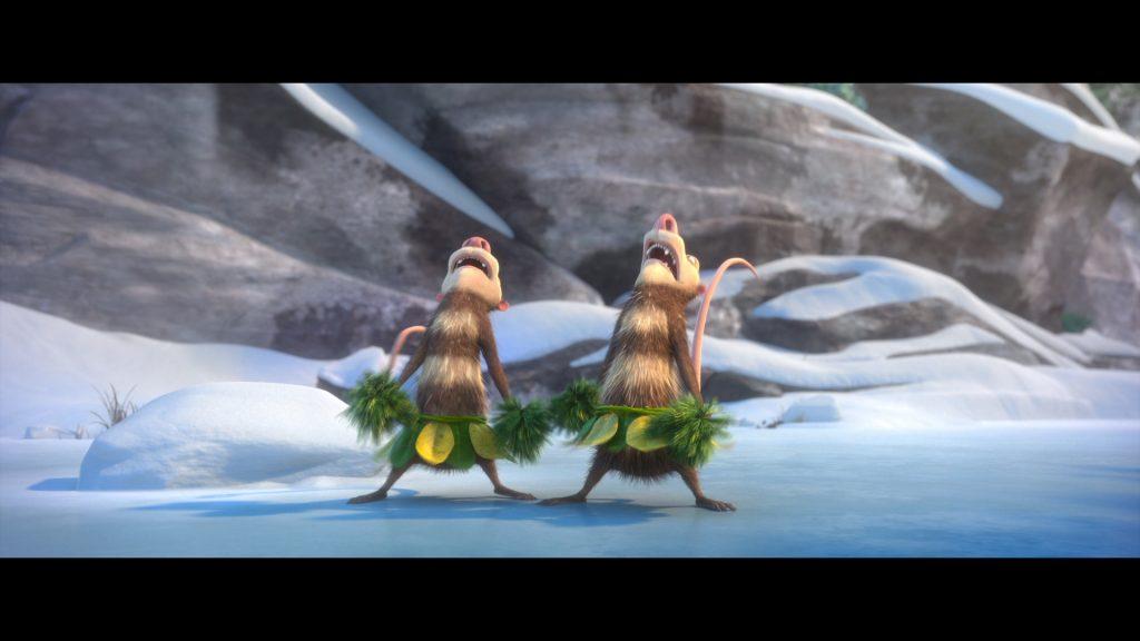 Ice Age Collision Course 冰川时代5 星际碰撞 2016 MKV