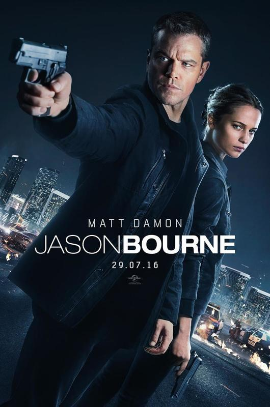 Jason Bourne 谍影重重5 2016 MKV