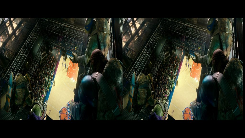 Teenage Mutant Ninja Turtles Out of the Shadows 忍者神龟2 破影而出 2016 3D左右 MKV