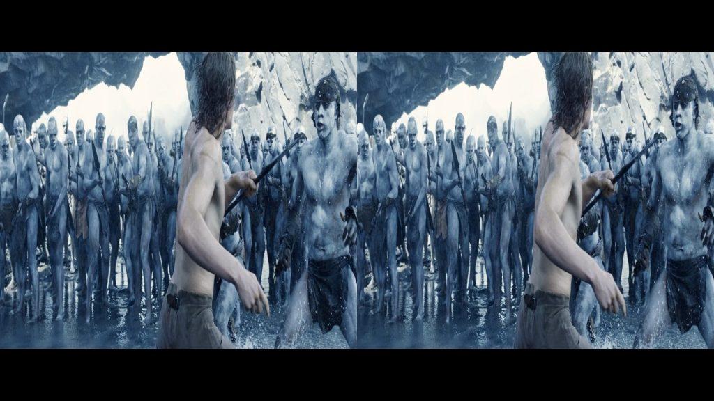 The Legend of Tarzan 泰山归来 险战丛林 3D左右 2016 MKV