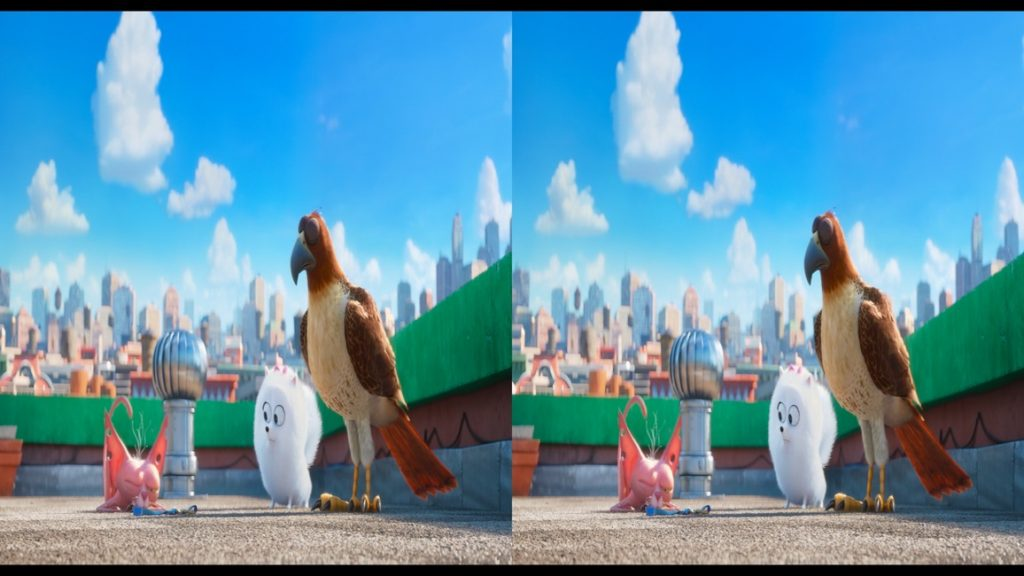 The Secret Life of Pets 爱宠大机密 3D左右 2016 MKV