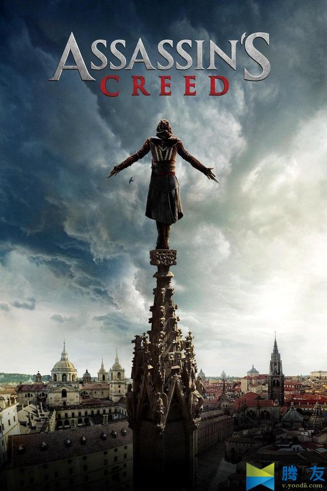 Assassins Creed 刺客信条 2016 MKV