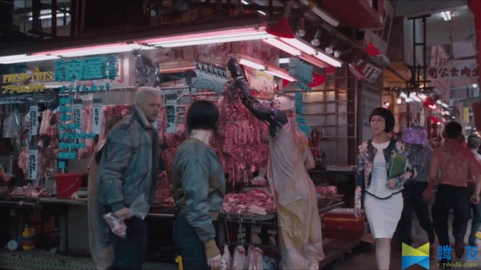 Ghost In The Shell 攻壳机动队真人版 2017 MKV