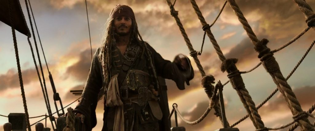 Pirates of the Caribbean Dead Men Tell No Tales 加勒比海盗5 死无对证 2017 MKV