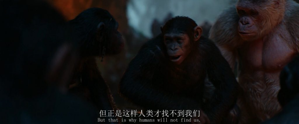 War for the Planet of the Apes 猩球崛起3 终极之战 2017 MP4