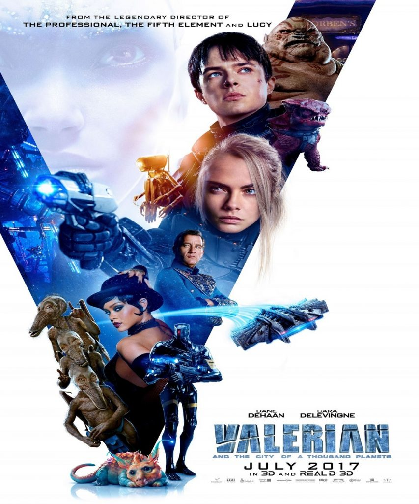 Valerian and the City of a Thousand Planets 星际特工 千星之城 2017 MP4