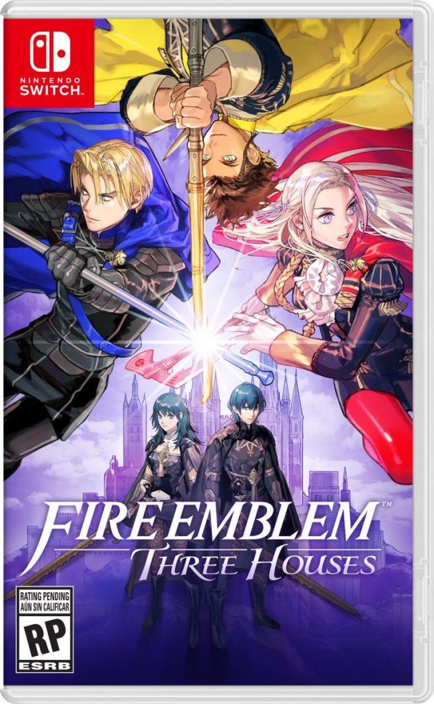 Switch游戏 Fire Emblem:Three Houses 火焰之纹章:风花雪月