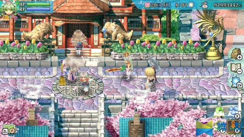 Switch游戏 Rune Factory 4:Special 符文工房4:特别版(豪华版)
