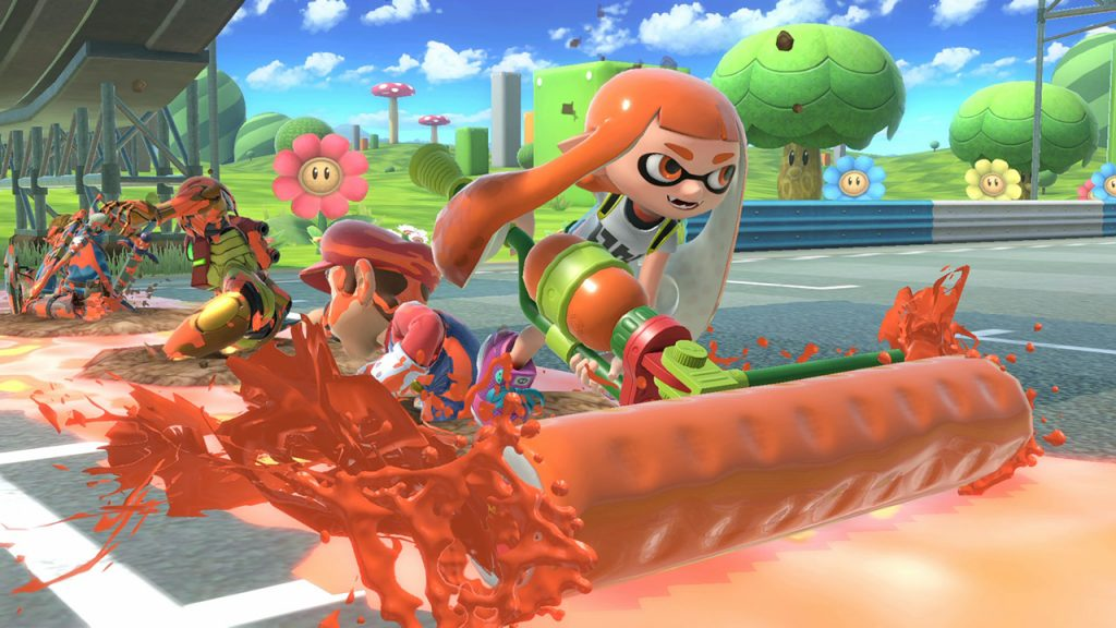 Switch游戏 Super Smash Bros. Ultimate 任天堂明星大乱斗特别版