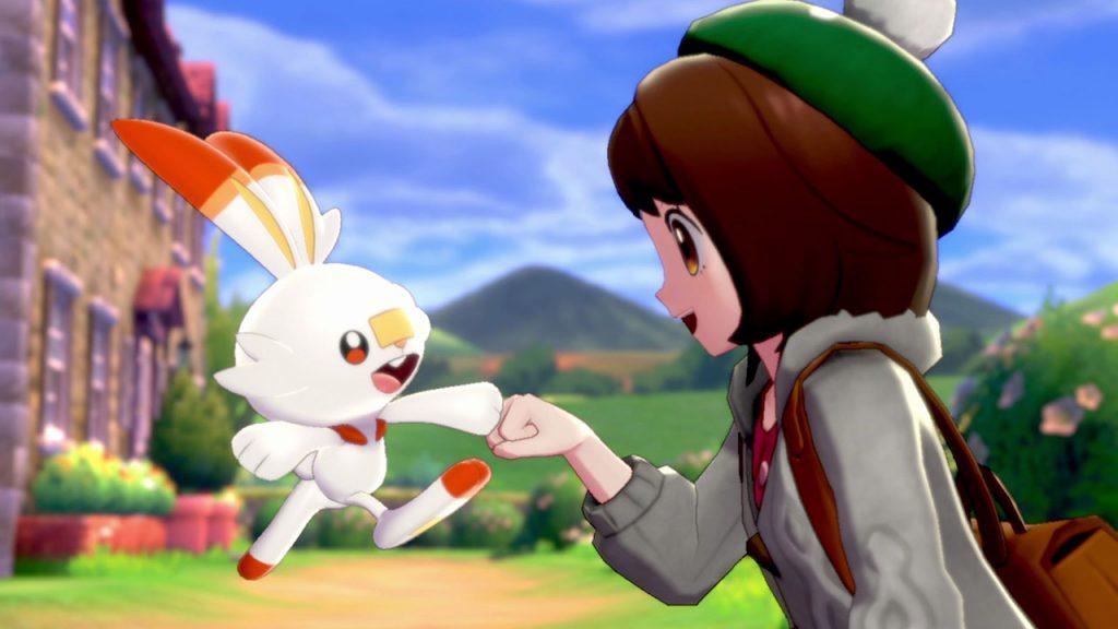 Switch游戏 Pokémon Sword|Shield 宝可梦 剑|盾