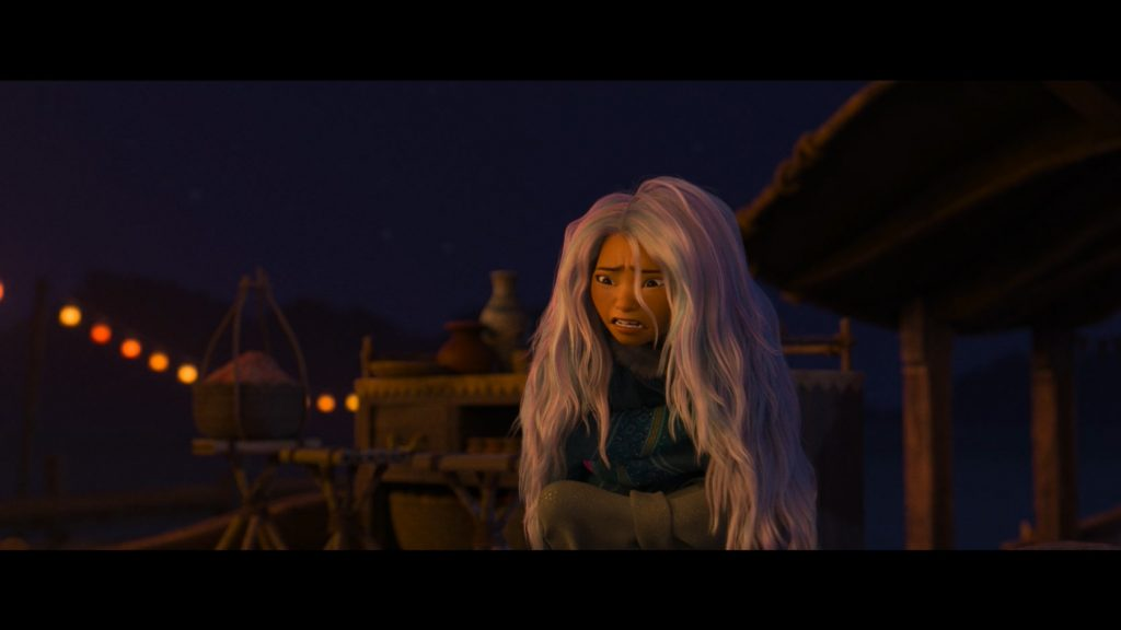 Raya and the Last Dragon 2021 寻龙传说  MKV