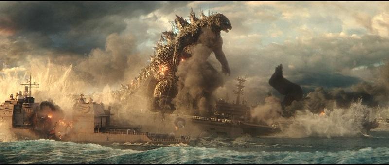 Godzilla vs. Kong 2021 哥斯拉大战金刚  MKV