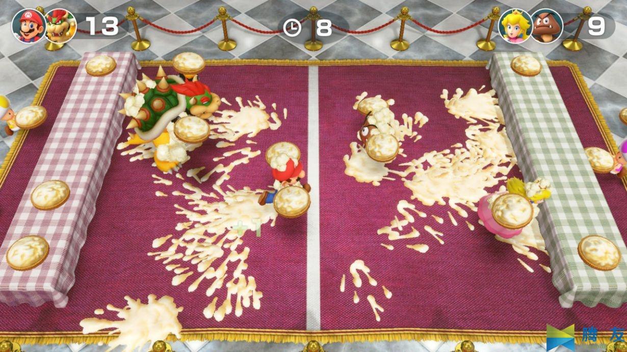 Switch游戏  Super Mario Party XCI  超级马力欧派对