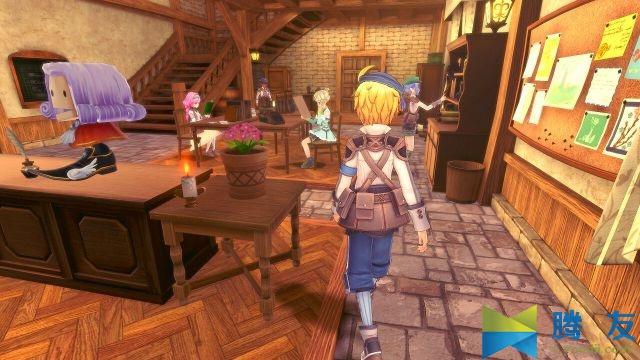Switch游戏 Rune Factory 5 XCI 符文工房5
