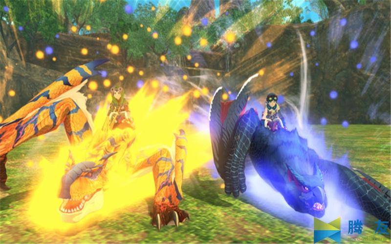 Switch游戏 Monster Hunter Stories 2: Wings of Ruin NSP 怪物猎人物语2:破灭之翼